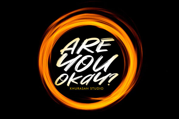 Logo of the Are You Okay font