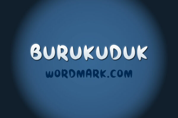 Logo of the Burukuduk font